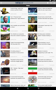 Nexus Newsfeed- screenshot thumbnail