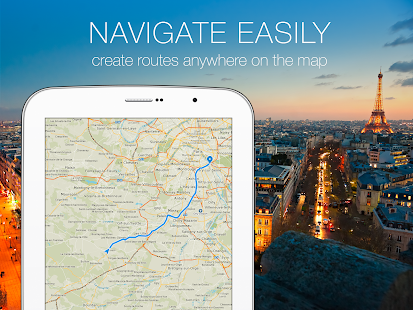 MAPS.ME – GPS Navigation & Map- screenshot thumbnail