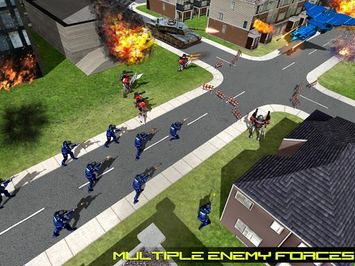 Transform Robot Action Game filehippodl screenshot 11