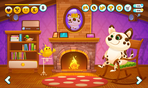 Duddu - My Virtual Pet  screenshots 2