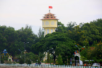 Photo: Year 2 Day 23 - Pagoda in Phan Thiet  City