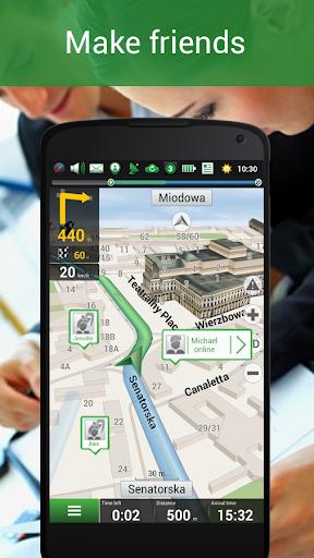 Navitel Navigator GPS & Maps  screenshots 4