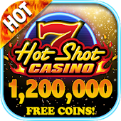 Hot Shot Casino Games - Free Fruit Machines