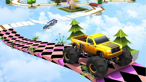 Mountain Car Driving Simulator: Extreme Car Stunts screenshots 1