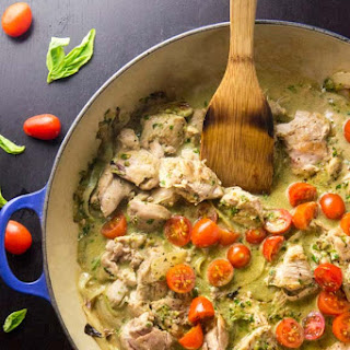 Creamy Coconut Chicken Recipes