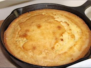 Buttermilk Cornbread in a Jiffy