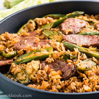 Jambalaya Fried Rice