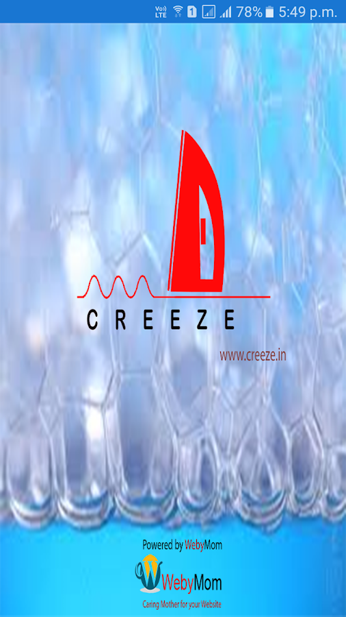 Creeze- screenshot