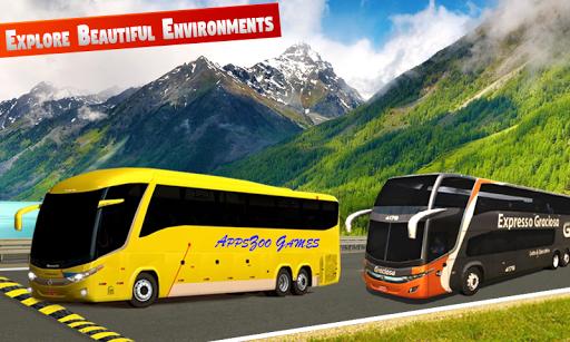 Modern Bus Game Simulator apktram screenshots 13