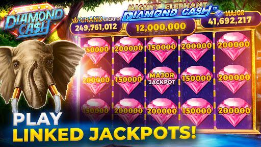 Diamond Cash Slots Casino: Las Vegas Slot Machines  screenshots 1