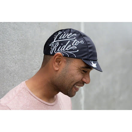Pace Sportswear Cinelli Hex-Tek Cycling Cap UPF 50 Plus White One Size