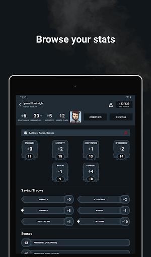 D&D Beyond Player Tools screenshot 19