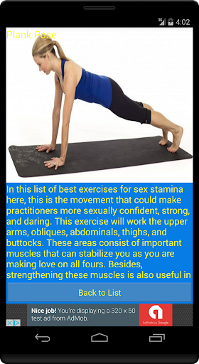 exercise for strong sex