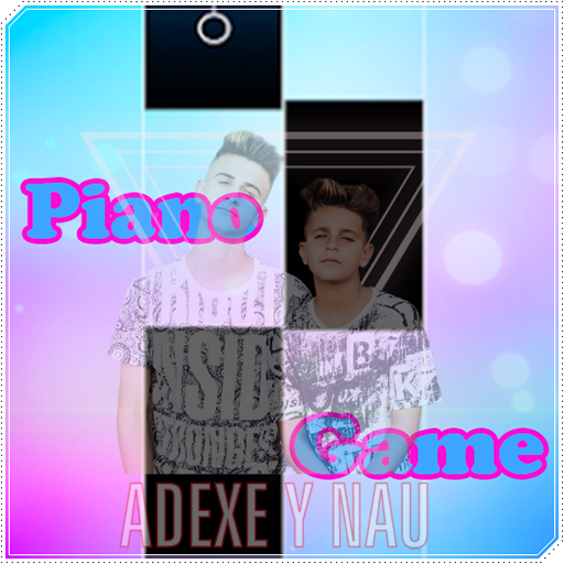 Andas En Mi Cabeza Adexe & Nau Piano Tiles