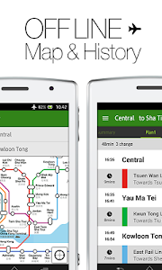 Transit Hong Kong by NAVITIME screenshot 2