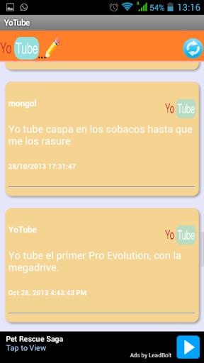 YoTube screenshot 2