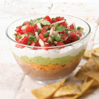 Mexican 5-Layer Dip.