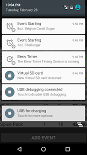 Brew Timer- screenshot thumbnail