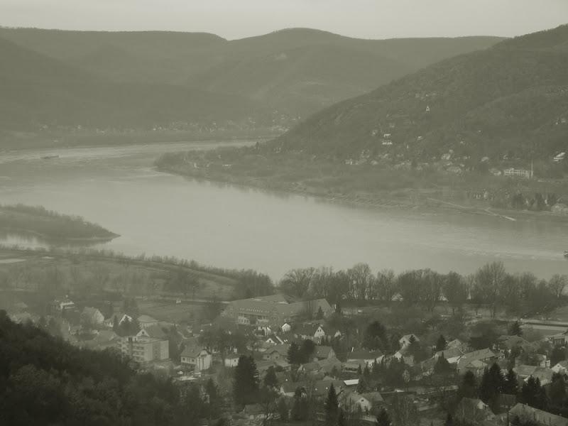 foschia sul fiume di FransuaR