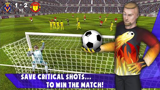 Soccer Goalkeeper 2019 - Soccer Games 1.3.3 screenshots 12