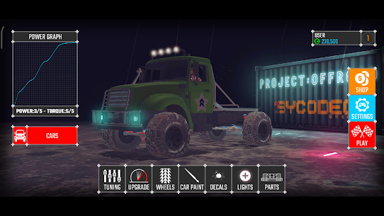 PROJECT: OFFROAD 20 MOD (Unlimited Money) 1