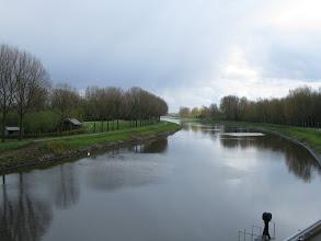 Photo: langs de Schelde