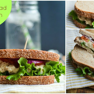 TUNA SALAD SANDWICH{ Copycat Panera Bread } Recipe