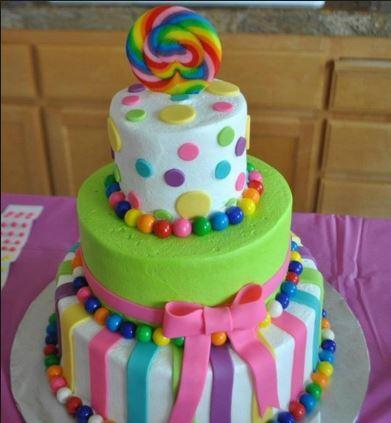 ケーキのデザインのアイデア