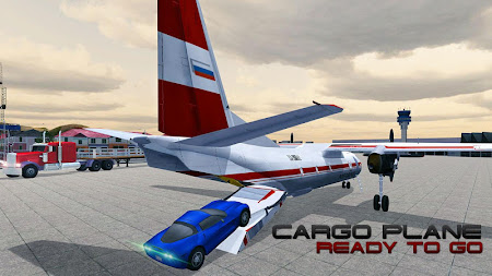 Cargo Airplane Car Transporter 1.0.1 screenshot 1146222