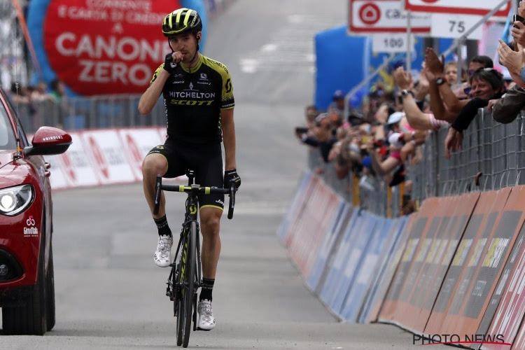 Voormalige bergkoning uit Giro gaat nog twee jaar langer door