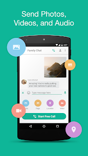 Talkray – Free Calls & Texts 2