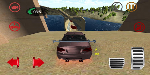 Extreme Bridge Racing. Real driving on Speed cars. android2mod screenshots 15