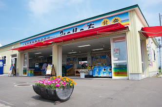 Photo: みのりっち北竜・2014年8月3日