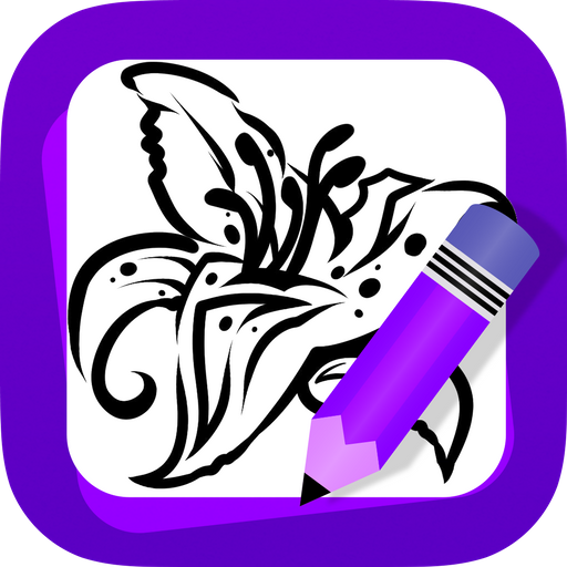 Learn How to Draw Flower Tattoos APK