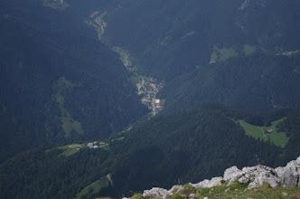 Photo: Solčava u dolini.