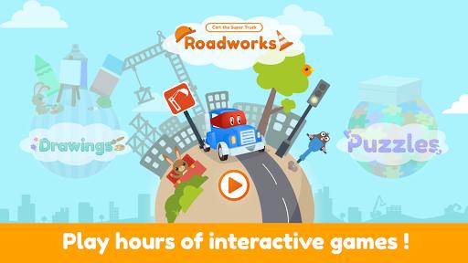 Car City World: Little Kids Play Watch TV & Learn screenshots 2