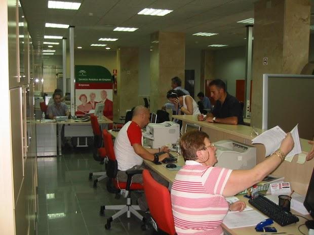 Los agentes de empresa del sae realizan visitas a for Oficina del sae