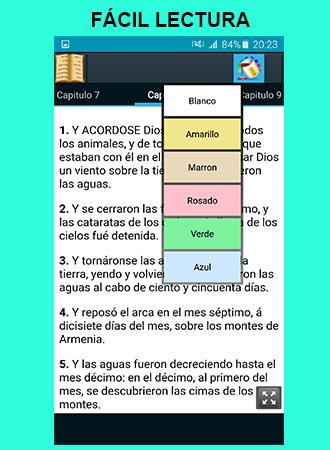 La Biblia- screenshot