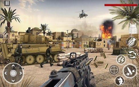 World War Pacific Free Shooting Games Fps Shooter 4