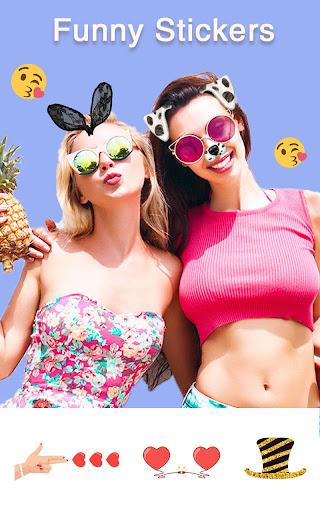 Sweet Selfie - selfie cam, beauty cam, photo edit 2.76.722 screenshots 4
