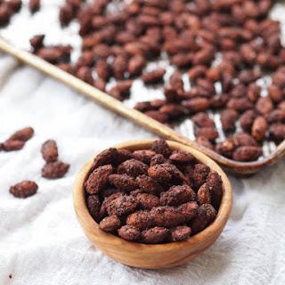 Mole Roasted Almonds