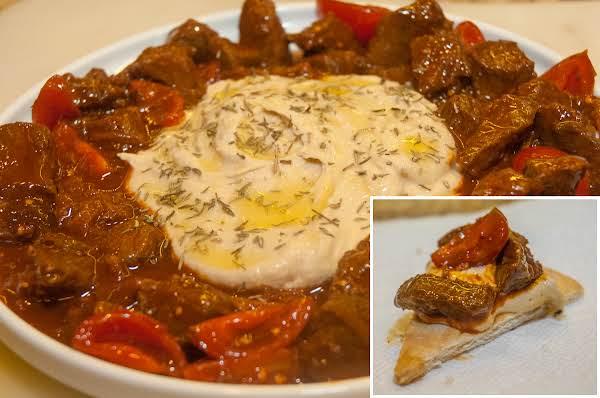 Get-together Essentials: Beef & Hummus Plate Recipe