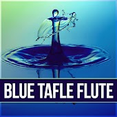 Blue Tafle Flute - Sea Sounds, Music for Peace & Tranquility Massage, Night Sounds and Piano for Reiki Healing, Ocean Waves and Pan Flute, Erotic Massage Music