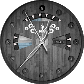 WoodWorks Watch Face for WM
