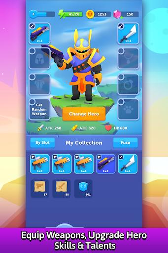 Bullet Knight: Dungeon Crawl Shooting Game 0.1.0.4 screenshots 3