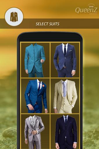 Man Fashion Suit