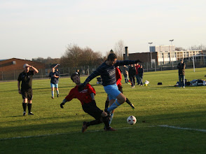 Photo: 10/12/11 v Felixstowe Harpers (Suffolk & Ipswich League Div 4) 6-1 - contributed by Martin Wray