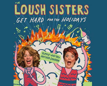The Loush Sisters Get Hard for the Holidays (Yippie-Kai-Yay Mother-Loushers)