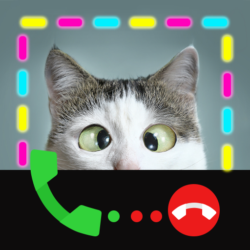 Caller ID: Dynamic Caller Screen for Phones Icon
