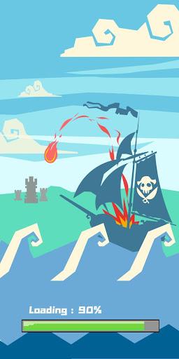 Crash of Pirate  captures d'u00e9cran 2